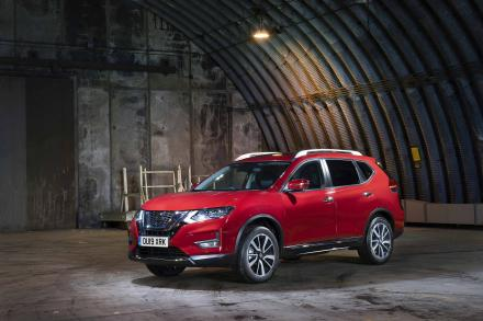 Nissan X-trail Station Wagon 1.3 DiG-T Tekna 5dr [7 Seat] DCT