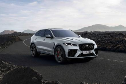 Jaguar F-pace Estate 2.0 P400e S 5dr Auto AWD
