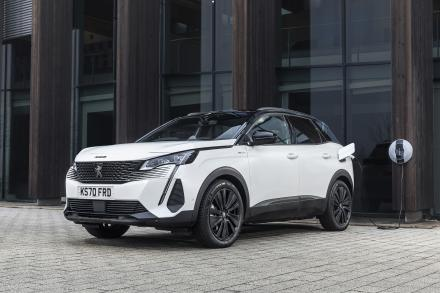 Peugeot 3008 Estate 1.6 Hybrid 225 Allure 5dr e-EAT8