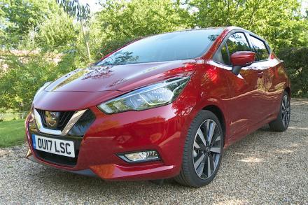 Nissan Micra Hatchback 1.0 IG-T 92 Acenta 5dr [Vision Pack]