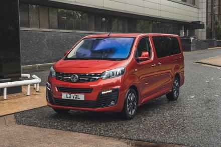 Vauxhall Vivaro-e Life Electric Estate 100kW Edition L 50kWh 5dr Auto [11kWCh]